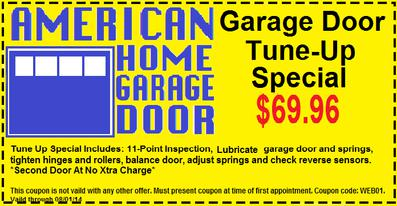 garage door repair winston salem nc
