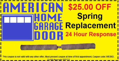 garage door repair winston salem